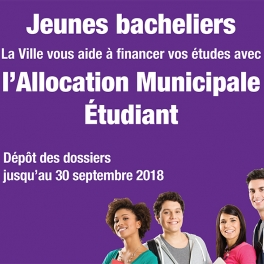 Allocation Municipale Etudiant