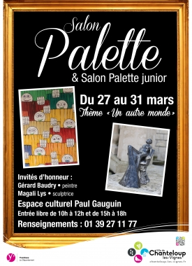 Salon Palette et Palette Junior 2019