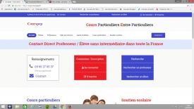 Courspep : Cours Particuliers Entre Particuliers